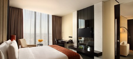 Executive Suite - King Bed (55 - 72 Sqm)