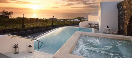 Royal Suite Private Pool Sunset Sea View