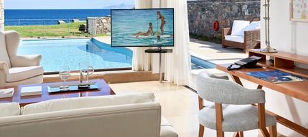 Club Suite Private Pool Seafront - Aiolos/ Zefyros/ Eros/Zeus House