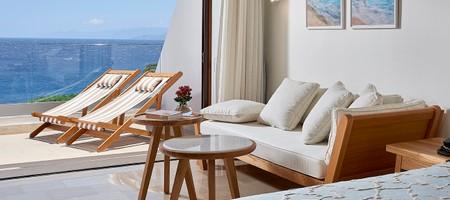 Club Junior Suite Seafront View