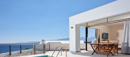 Classic Suite Private Pool Sea View