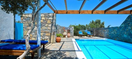 Family Suite 2 Bedroom Private Pool - Sea View