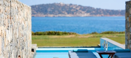 Club Mezzanine Suite Private Pool Seafront  - Odysseas 1/ Odysseas 2
