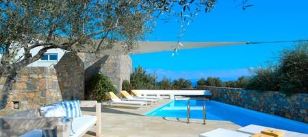 The Olives House Thalassa Villa