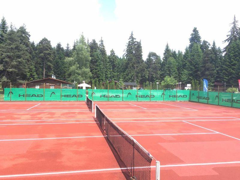 тенис уроци